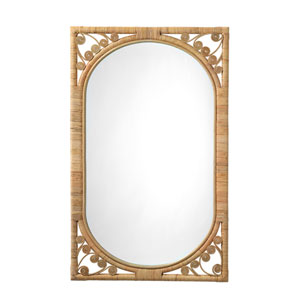 Primrose Natural Wall Mirror