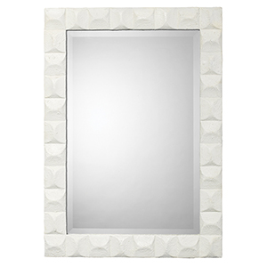 Astor White Gesso  Mirror