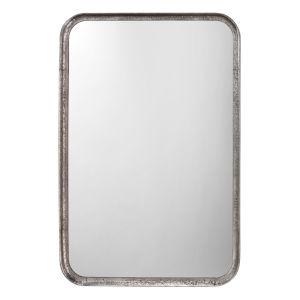 Principle Silver Leaf 24 x 36 Inch Mirror