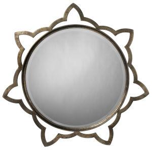 Sante Antique Silver 36 x 36 Inch Mirror