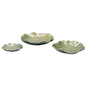Tidepool Grey Ceramic Bowls