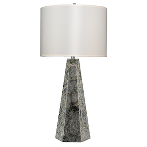 Borealis Labradorite Table Lamp