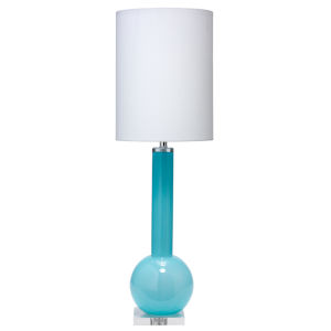 Studio Blue One-Light Table Lamp
