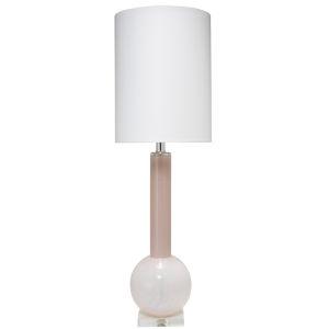 Studio Petal Pink One-Light Table Lamp