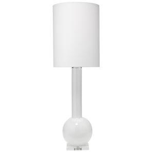 Studio White One-Light Table Lamp