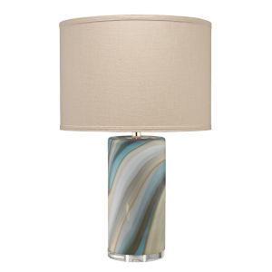 Terrene Grey One-Light Table Lamp
