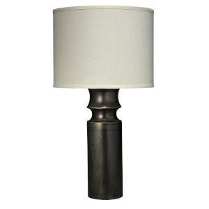 Tower Gun Metal One-Light Table Lamp