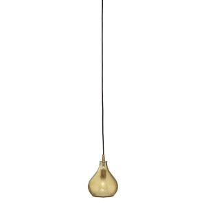 Cloud Frosted Taupe One-Light Mini-Pendant