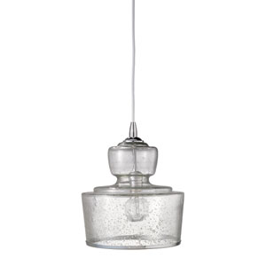 Lafitte Clear One-Light Pendant