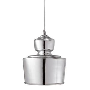 Lafitte Mercury Glass One-Light Pendant