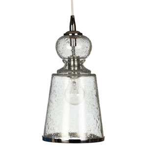 Lafitte Clear One-Light Long Mini Pendant