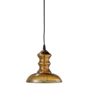St Croix Amber One-Light Pendant
