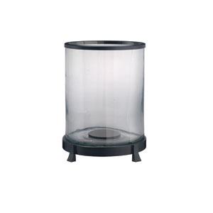 Fulton Iron 14-Inch Hurricane Glass