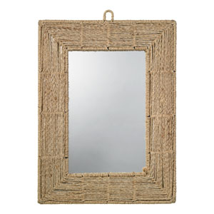 Rope Rectangle Mirror
