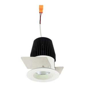 Iolite White One-Inch 27K LED Straight Regress Round Recessed Light