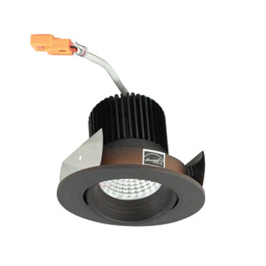 Iolite Bronze Two-Inch 27K LED Adjustable Cone Regress Round Recessed Light