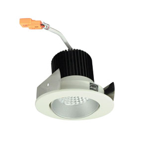 Iolite Haze White Two-Inch 30K LED Adjustable Cone Regress Round Recessed Light