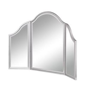 Contempo Silver Paint Dresser Mirror