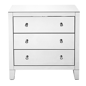 Contempo Mirrored Dresser