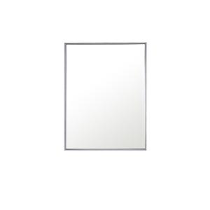 Eternity Silver 32-Inch Mirror