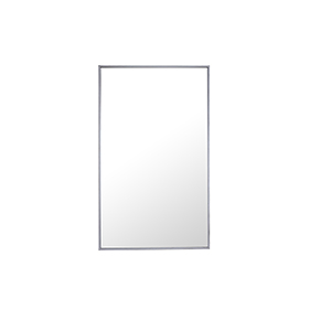 Eternity Silver 40-Inch Mirror