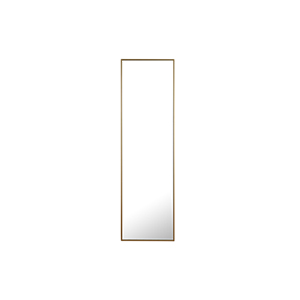 Eternity Brass 18-Inch Mirror