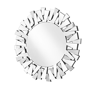 Sparkle Glass 31-Inch Mirror