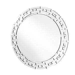 Sparkle Glass 36-Inch Mirror