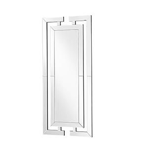 Sparkle Glass 21-Inch Mirror