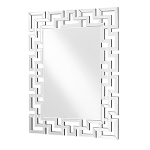 Sparkle Glass 37-Inch Mirror