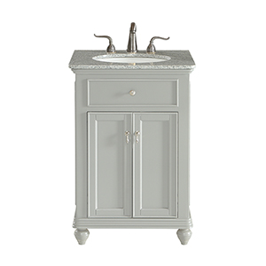Otto Light Grey Vanity Washstand