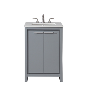 Filipo Grey Vanity Washstand