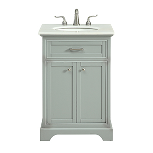 Americana Light Grey Vanity Washstand