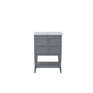 Mason Grey Vanity Washstand