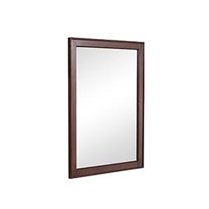 Lexington Walnut 24-Inch Mirror