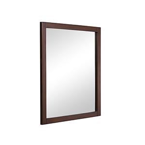 Americana Teak 24-Inch Mirror