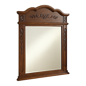 Danville Brown Mirror