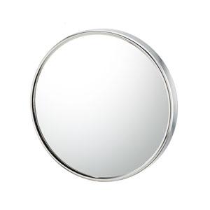 Sergena Brushed Nickel Optional Magnetic Mirror