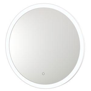 Round Cool Back-Lit Mirror