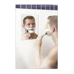 ClearMirror Glass Shower Mirror