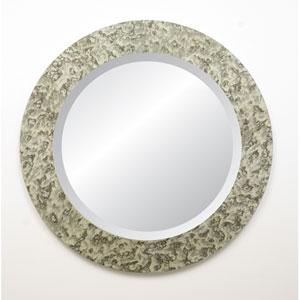 Cabriolet Round Vanity Mirror