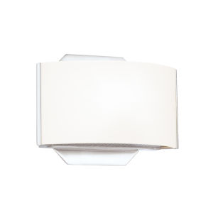 Dakota Chrome Six-Inch ADA LED Wall Sconce
