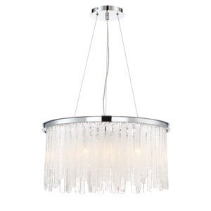 Shop candice olson cameron chandelier bellacor candice chrome 10 light chandelier aloadofball Choice Image