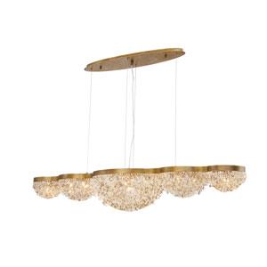Mondo Gold 15-Light Pendant