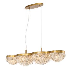 Mondo Gold 10-Light Pendant