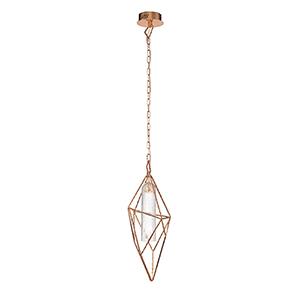Verdino Gold 10.25-Inch LED Pendant