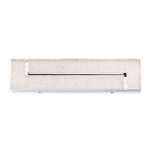 Santi Chrome 18-Inch LED Wall Sconce