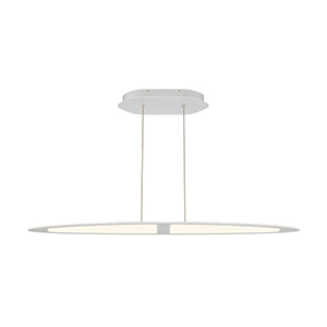 Ormont Brushed Nickel 5.5-Inch LED Linear Pendant