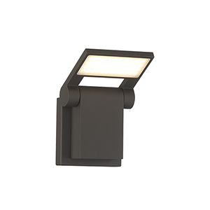 Outdoor Mount Graphite Grey 4.75-Inch LED Surface Mount