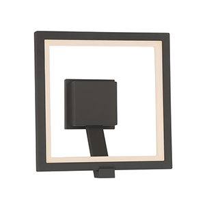 Outdoor Mount Graphite Grey 11.75-Inch LED Wall Mount